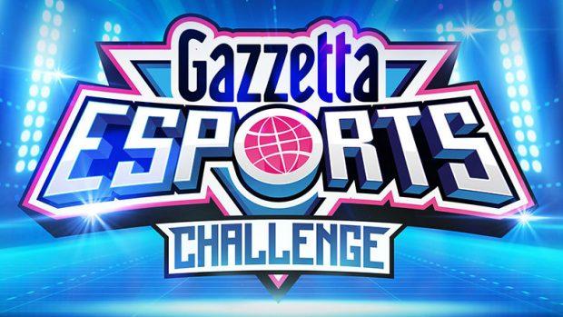 Il logo del primo Gazzetta eSport Challenge,