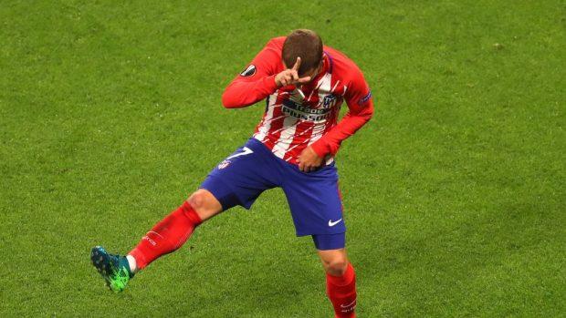 Antoine Griezmann è uno dei tanti calciatori il cui festeggiamento di un gol riprende un celebre balletto di Fortnite.