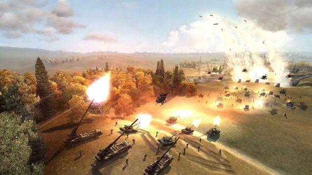 World in Conflict fu uno strategico ambizioso e complesso.