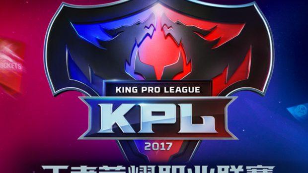 La King Pro League è il massimo torneo in Cina per il gioco che in Occidente è stato pubblicato come Arena of Valor.