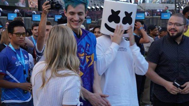 """""""Ninja"""" e Marshmello hanno vinto il """"Celebrity Pro Am"""" all'E3 losangeleno"""