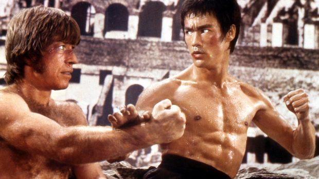 """Il film di Bruce Lee """"L'urlo di Chen terrorizza anche l'occidente"""" è una buona metafora per rappresentare il divario che in passato separava i giocatori occidentali da quelli asiatici"""