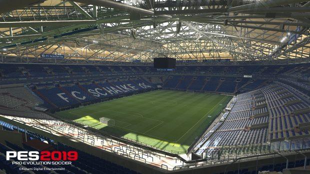 PES 2019_FC Schalke 04 VELTINS-ARENA_3