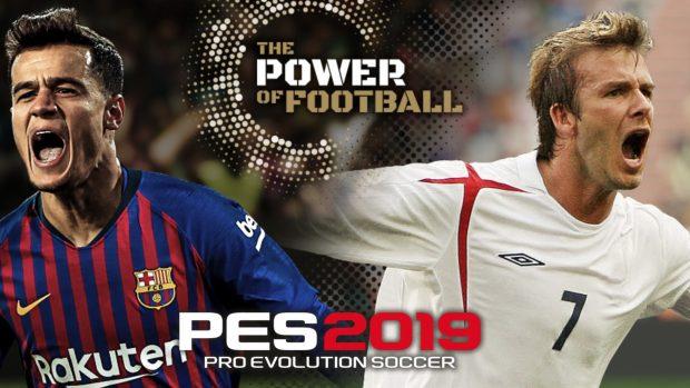 Beckham sarà l'uomo copertina dell'edizione da collezionisti, mentre Coutinho è l'uomo immagine della versione standard.