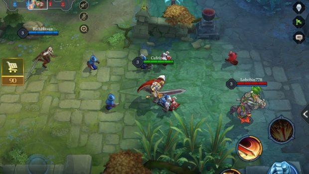 I playoff della North American Valor Series sono il debutto della cinese Tencent all'E3