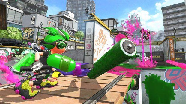 Il colorato sparatutto a squadre di Nintendo sarà coinvolto in una due giorni di competizione