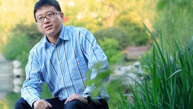 Il fondatore di NetEase Ding Lei.
