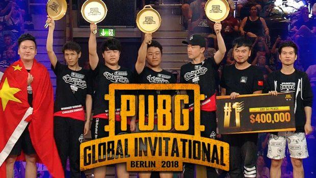 Gli OMG hanno dominato il torneo in prima persona.