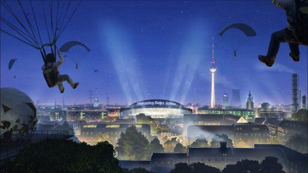 Berlino farà da cornice al primo PGI 2018.