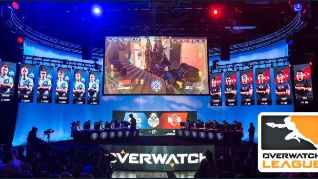 La Overwatch League sarà trasmessa su alcuni canali ESPN e Disney.