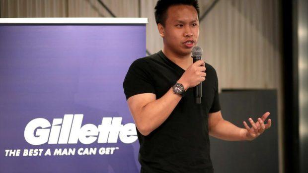 Andy 'Reginald' Dinh, il fondatore di TSM.