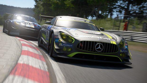 Gran Turismo Sport è la piattaforma di questa splendida competizione gestita da ESL con la sua PlayStation Italian League con la collaborazione di Sony e Mercedes-Benz.