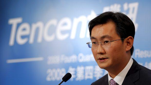 L'amministratore delegato di Tencent, Jack Ma. L'azienda è fra i più grandi investitori al mondo nel settore videoludico.