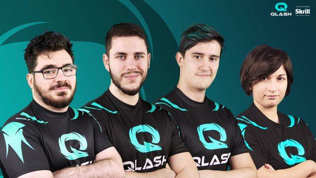 Il Team QLASH di Hearthstone è uno dei primi in Italia ad aver creduto negli eSport su questo gioco, ed è stato fondato da Luca Pagano.