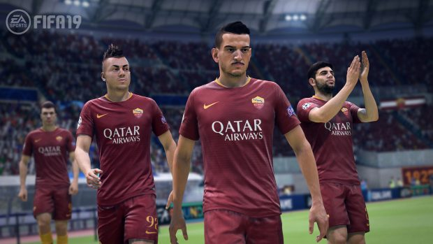 FIFA19_Roma_screenshot (2)