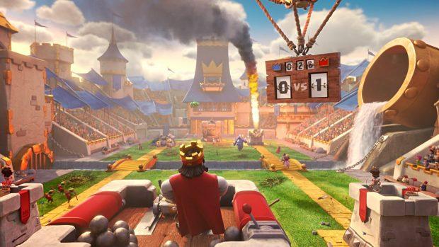 Clash Royale è il gioco su cui viene disputato il Red Bull M.E.O. by ESL.