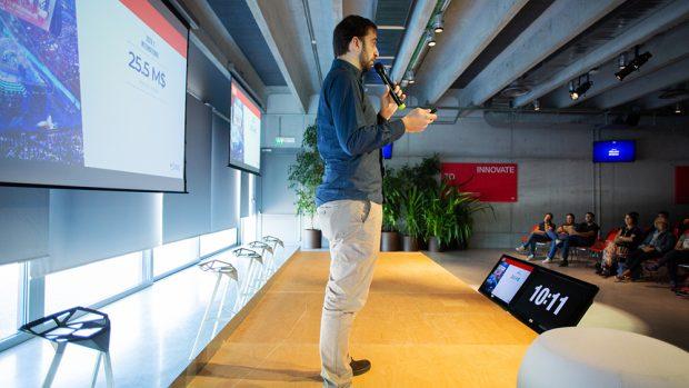 Giorgio Pica, CEO di GEC, Giochi Elettronici Competitivi.
