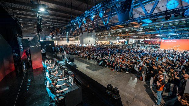 La cornice della ESL Arena è stata quella delle grandi occasioni.