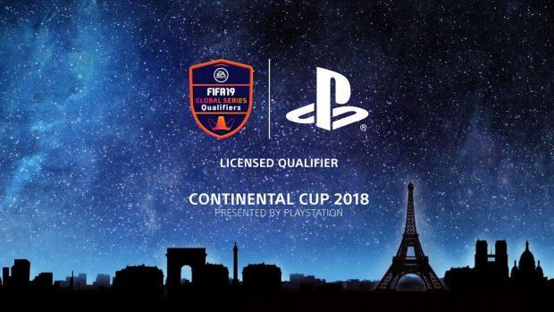 La Continental Cup 2018 vedrà le fasi finali disputate alla Paris Games Week.