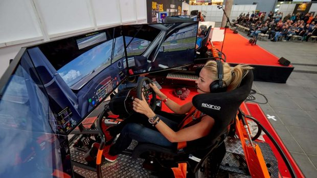 In Germania hanno capito che il Simracing può essere un'altra porta d'accesso al mondo delle competizioni agonistiche a motore.