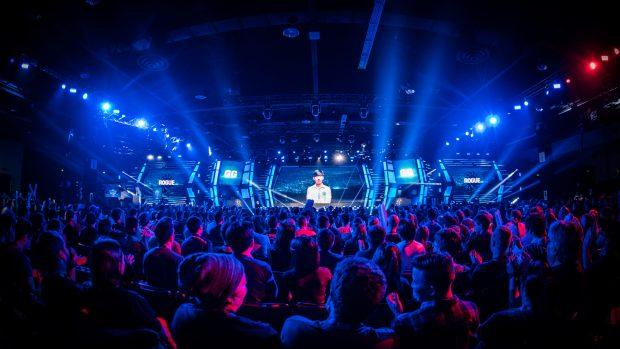 La finale della World Championship Series è stata un successo di pubblico. Migliaia i presenti, con persone addirittura sedute per terra.