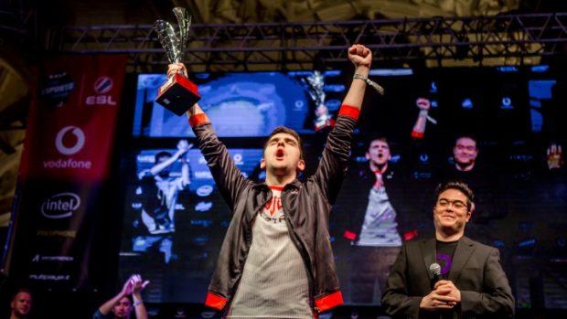 RAISY conquista il titolo del Quake Championship e volerà al DreamHack Sweden.