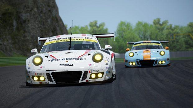 La 911 GT3 di Assetto Corsa è la macchina di riferimento per gli eventi di Porsche Italia e sarà così anche in questo caso.