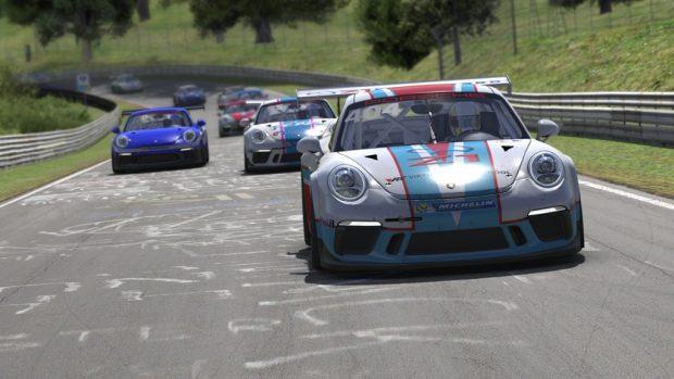 La 911 GT3 è una delle vetture più gettonate di Iracing e sarà molto usata nel corso della competizione, anche se non sarà l'unica.