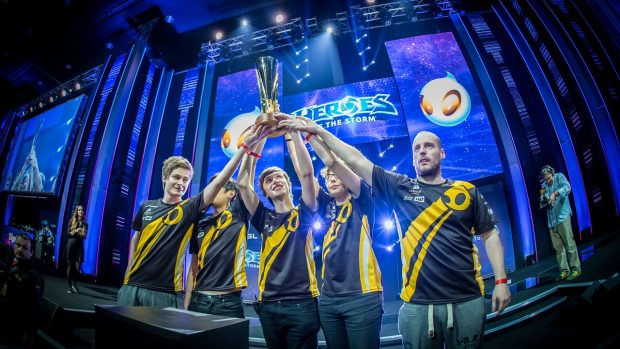 Il Team Dignitas è uno dei più importanti e vincenti del circuito competitivo di Heroes of the Storm.