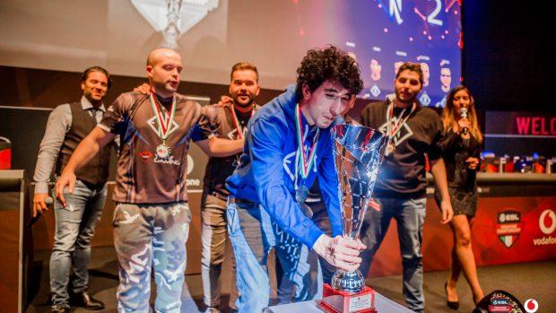 Gli EnD Gaming vincono per la terza volta il titolo di campioni battendo degli agguerriti Outplayed.