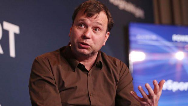 Ralf Reichert, fondatore e co-CEO di ESL.