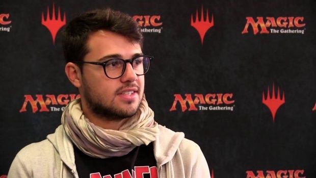 Campione del mondo nel 2015 e tre volte top8 ad un Pro Tour: Mengucci è un'istituzione italiana nel mondo di Magic.