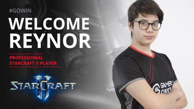 Riccardo fa ora parte della scuderia dei Gamers Origin, che hanno squadre di Fortnite, League of Legends, Hearthstone e Starcraft2.
