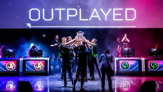 Gli Outplayed lo scorso 28 luglio hanno vinto il PG Nationals Predator, il torneo finale di League of Legends tenutosi al Teatro 1 di Cinecittà World.