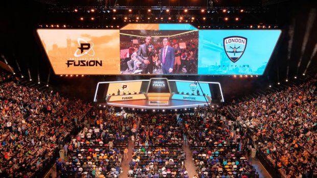 L'Overwatch League sarà presente nel palinsesto di eSports1.