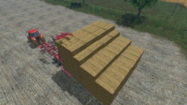 Negli anni precedenti, i tornei di Farming Simulator incoronavano il più veloce a spostare e posizionare le balle di fieno nella mappa.