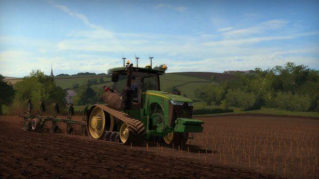 Per la Farming Simulator League viene introdotta un'inedita modalità tre contro tre.