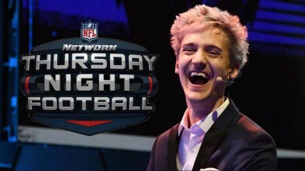 La NFL sfrutta la popolarità di Tyler Blevins per attrarre nuovi fan del football americano.