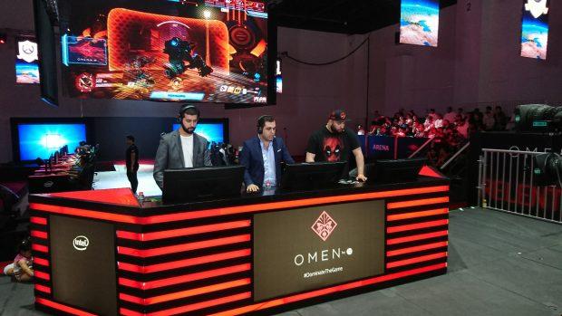 HP rinnova il suo impegno nella Overwatch League con la linea di prodotti Omen.