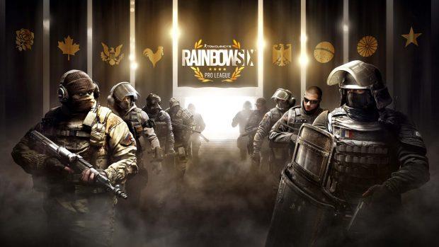 La Tom Clancy's Rainbow Six Pro League è la competizione mondiale dedicata al videogioco Rainbow Six Siege.