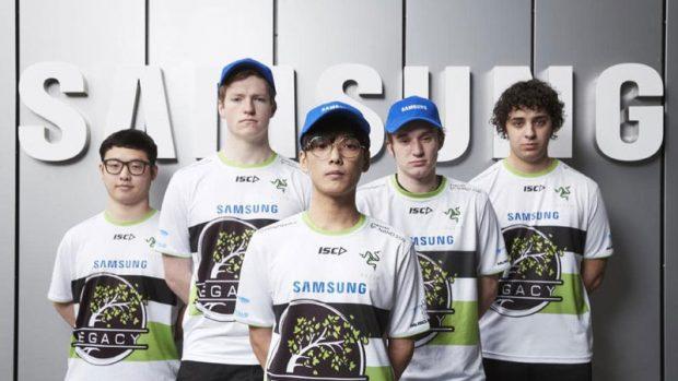 Samsung sta investendo in tutto il mondo nel campo degli eSports, anche in Australia - Credits: Legacy Esports