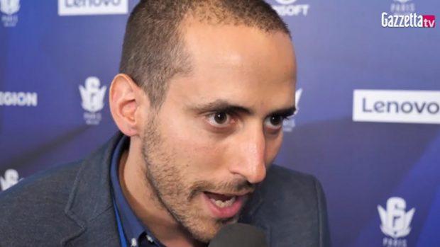 Francois-Xavier Deniele è direttore esport per l'area di Europa, Medio Oriente e Africa.