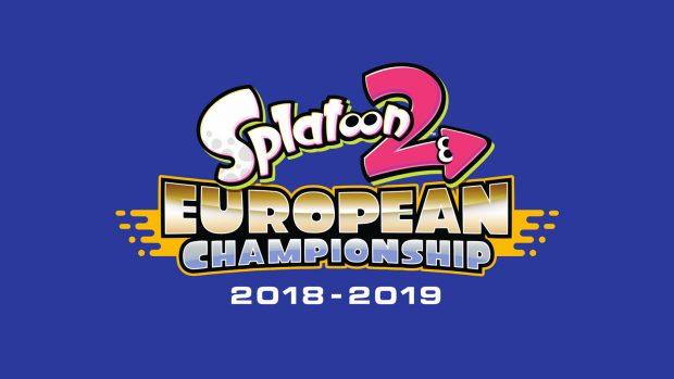Il manifesto degli Splatoon 2 European Champioship.