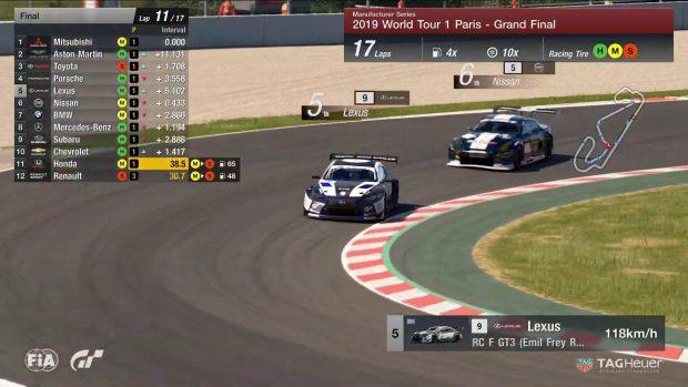 La competizione è stata tirata e avvincente, con un livello tecnico molto alto a eccezione della gara 3.