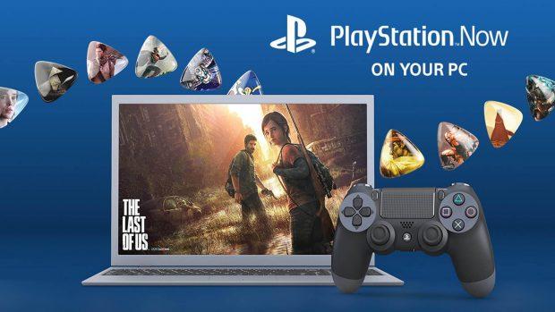 PlayStation Now funzionerà anche su PC, a patto di usare un gamepad compatibile con PlayStation 4.