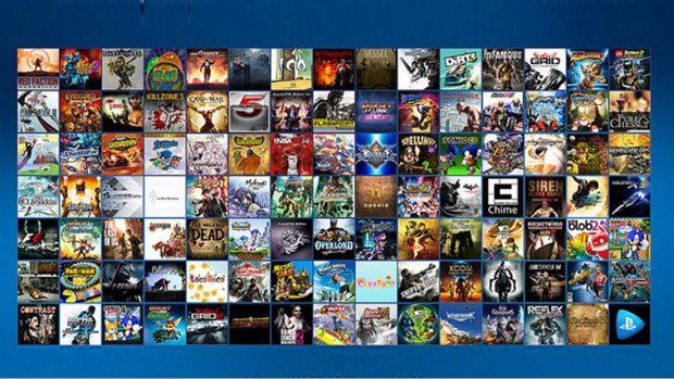 Il catalogo iniziale di PlayStation Now presenta oltre 600 titoli per PS4, PS3 e PS2.