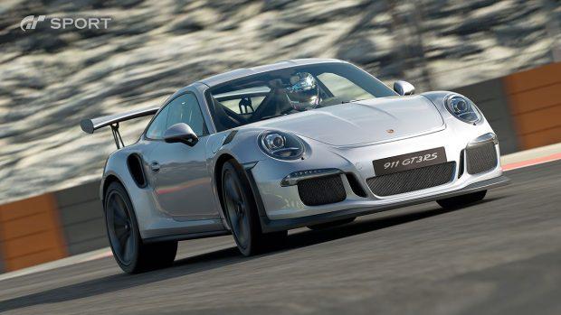 Un'immagine di Gram Turismo Sport.
