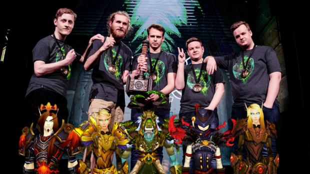 I Kjell's Angeles hanno trionfato alle gran finali della Mythic Dungeon Invitational (ora rinominata Mythic Dungeon International) dell'anno scorso.