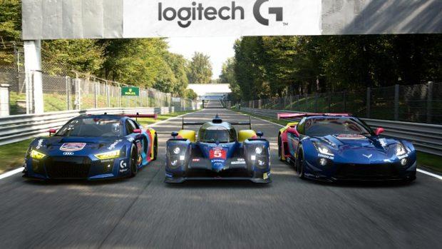 Logitech G è sponsor tecnico di FA Racing.