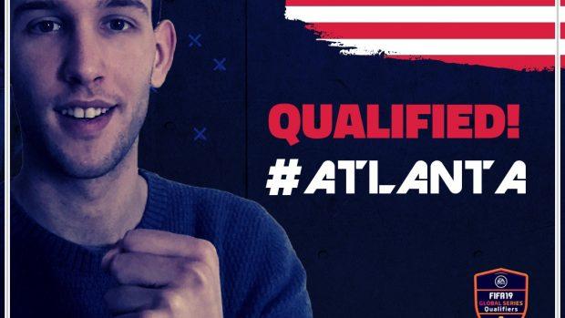 Daniele Tealdi ha conquistato un posto alla Licensed Qualifier di inizio maggio ad Atlanta.